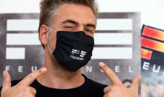 feuerengel-maske